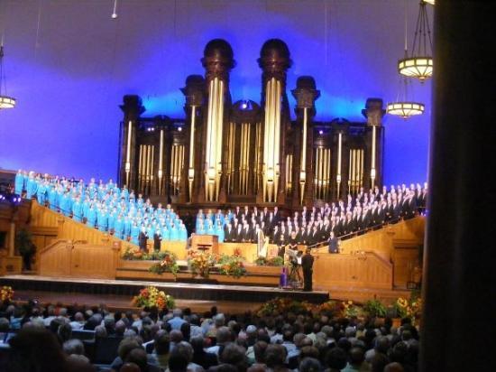 Imagen de Mormon Tabernacle Choir