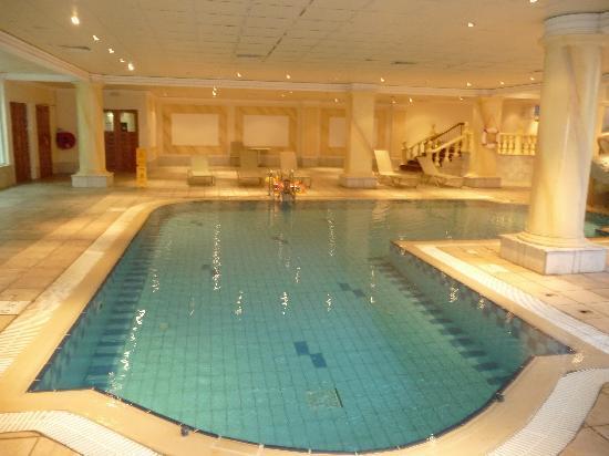 Anastasia Beach Hotel: The indoor pool- ANASTASIA