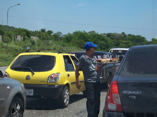 Valencia, Venezuela: Panhandlers