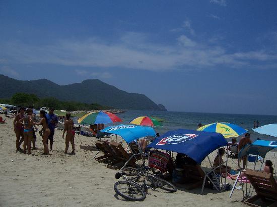 Valencia, Venezuela: The Beach