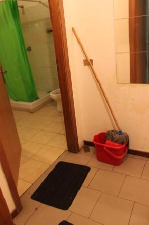 Williams Residence: l'entrata di un bagno