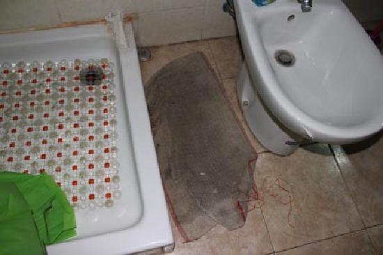 Williams Residence: particolare del bagno delle donne