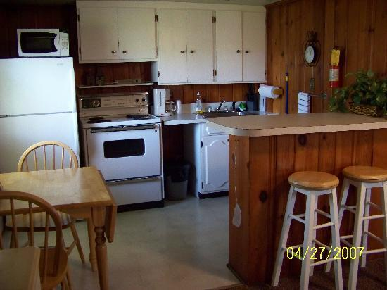 Riverside Motel: Two kitchenette units available