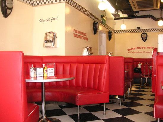 Ed's Easy Diner - Trocadero : Ed's