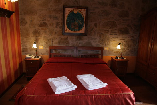 Country House Montali: your room