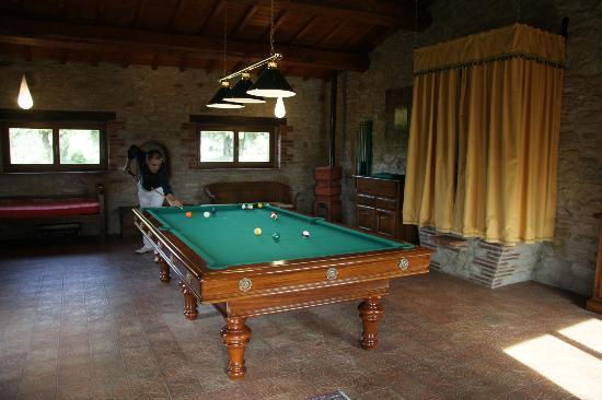 Country House Montali: be cool, play pool !