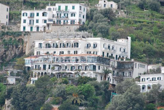 Santa Caterina Hotel: Hotel