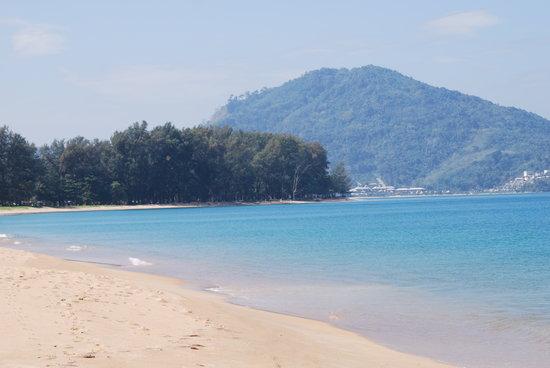 หาดในยาง, ไทย: Beach