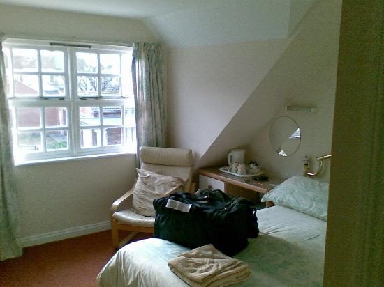 Hartlepool, UK: My room