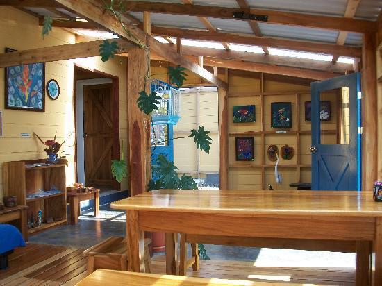 B&B Hotel Sueño Celeste: El restaurancito