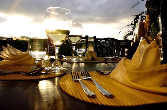 Hacienda Los Molinos Boutique Hotel: Disfrutar de una excelente Comida en lugar así ¡Es toda una experiencia!
