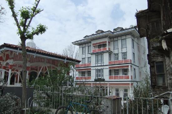 Heybeliada, Turquia: Halki Palace Hotel