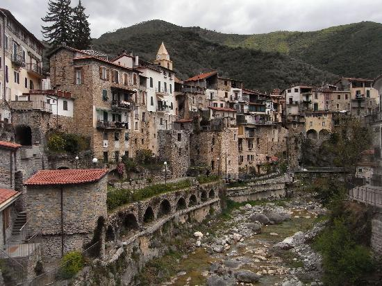 Rio Barbaira: Rocchetta Nervina