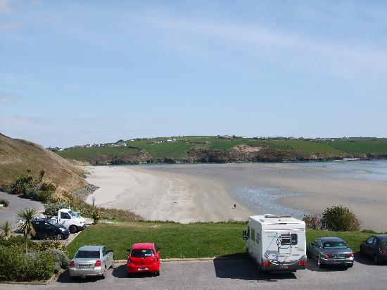 Inchydoney Island Lodge & Spa: View from hotel