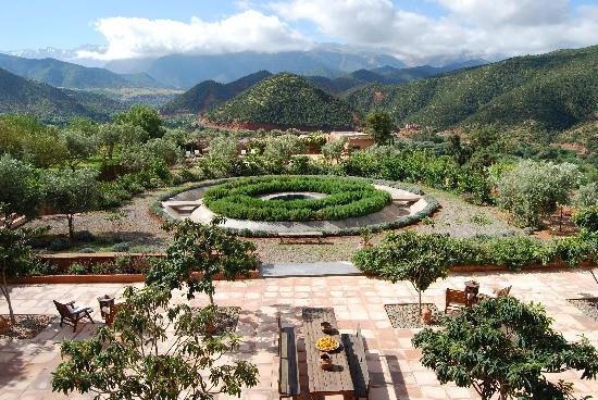 Kasbah Bab Ourika: View 1
