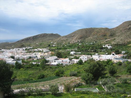Nijar, Spanien: Campos de Níjar