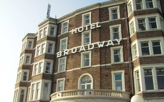 The Broadway Hotel is on the East Promenade, about 1/4 mile from Morcambe Centre