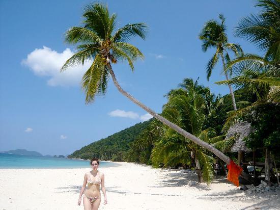 El Nido Resorts Miniloc Island: pangulasian beach