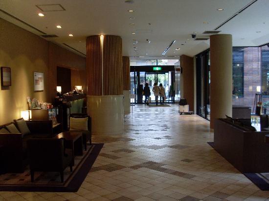 Mitsui Garden Hotel Kyoto Sanjo: Hall
