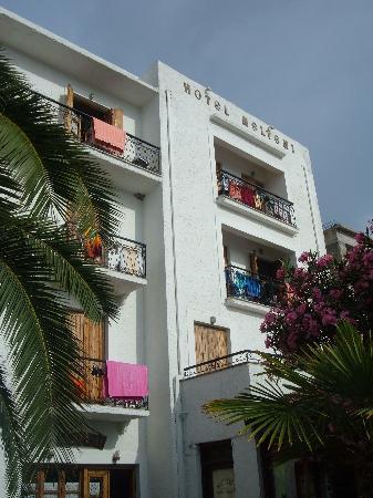 Hotel Meltemi : Meltemi esterno