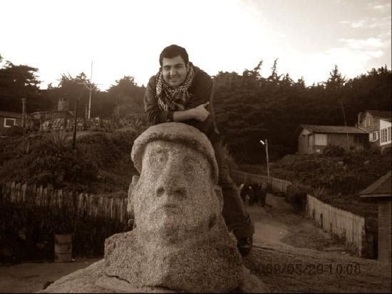 Isla Negra, Chile: casa Neruda