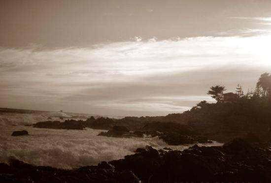 Isla Negra, Χιλή: playa