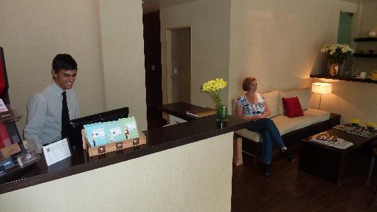 The Glu Hotel: The Glu Lobby