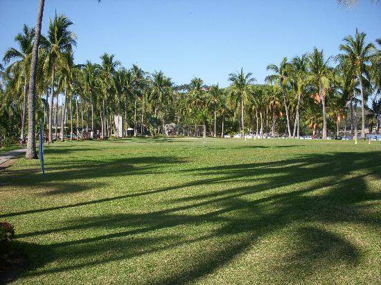 Club Med Ixtapa Pacific: Soccer field
