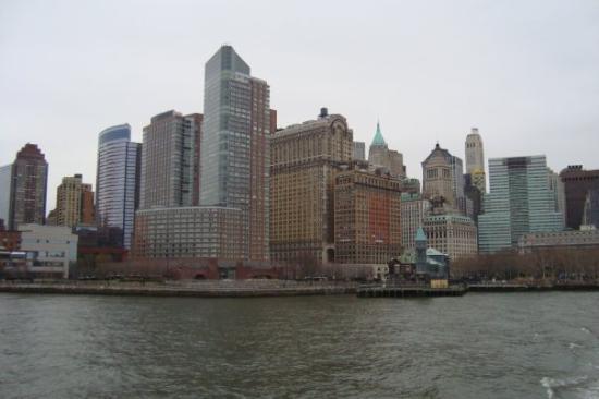 Lower Manhattan: Lower manhattaan New York