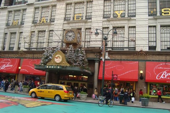 Macy S New York Restaurants