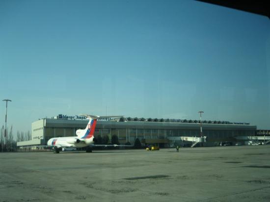 Manas Airport, Bishkek
