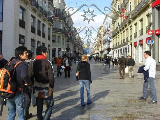 Malaga, Spain: @Málaga, Spain