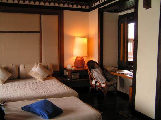 Lumut, Malaysia: Um aspecto do quarto