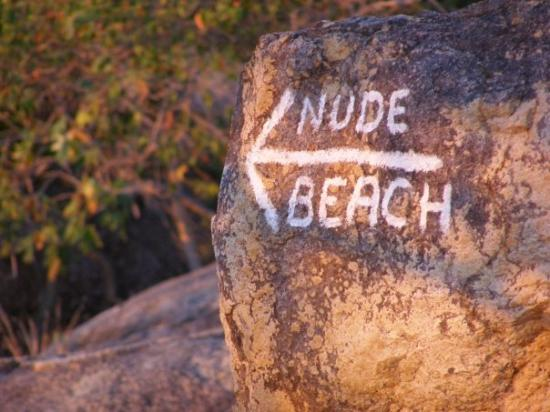 Nude Beach, Bowen (I checked and no body was there)