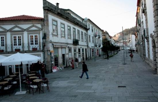 Viana do Castelo, Portugal: ^^flat flat.