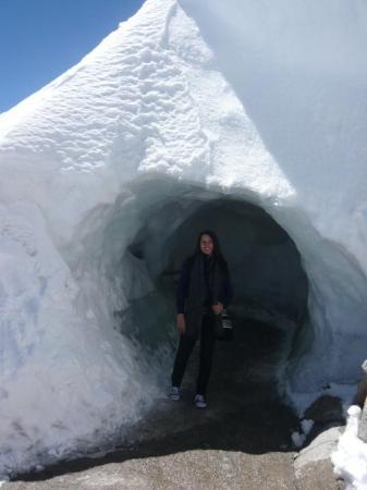 Chamonix, Frankrike: youpiiiii