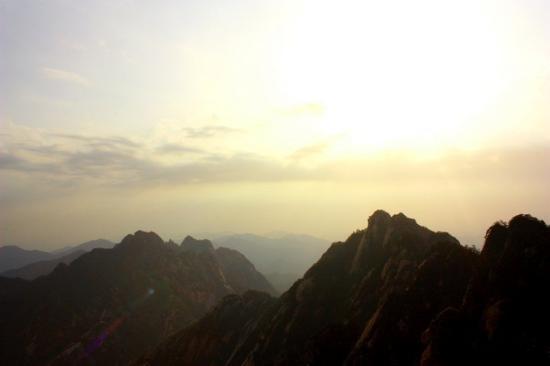 Huangshan ภาพถ่าย