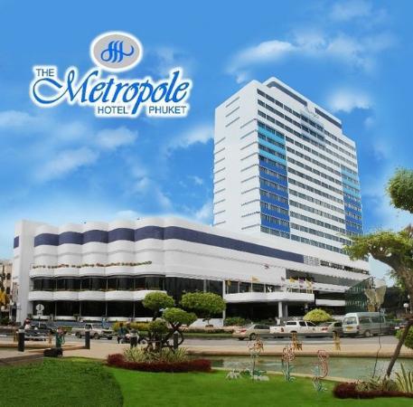Metropole Hotel Phuket Photo