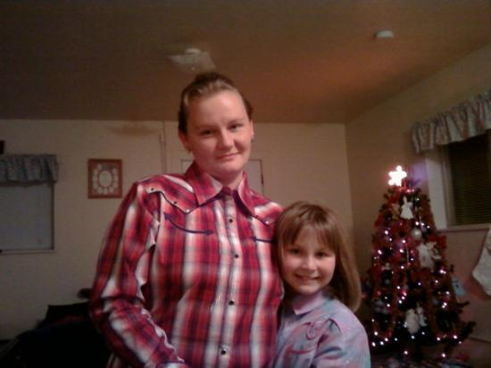 Hansen, ID: this is me and my baby celestia rose marie houser