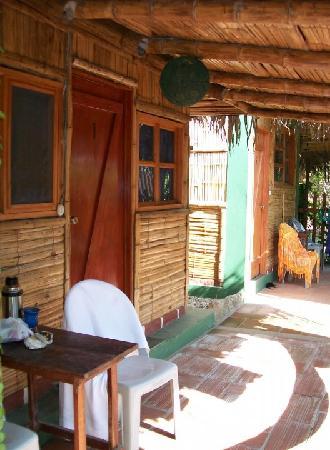 Hostal Kundalini: Room