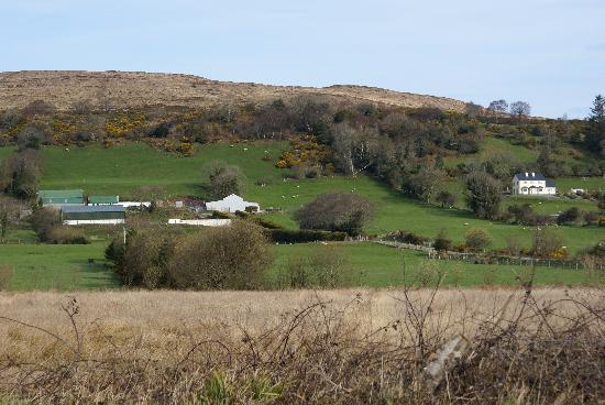 Virginia's Guesthouse Kenmare : countryside of Kenmare