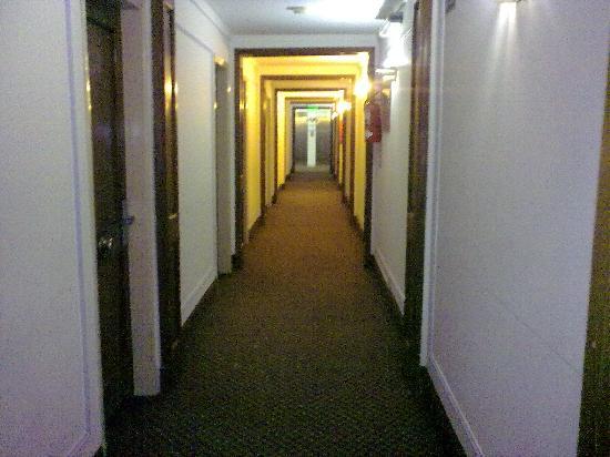 Grand Hotel: vista desde la habitacion