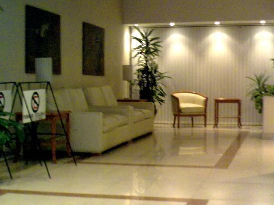 Grand Hotel: recibidor