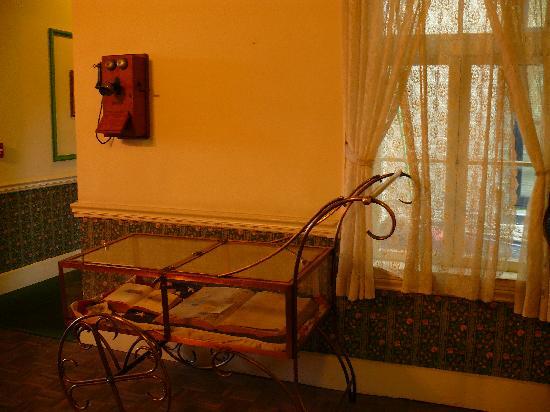 Holbrooke Hotel: Hallway