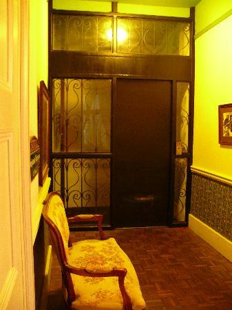 Holbrooke Hotel: Elevator