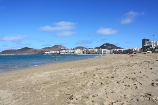 Playa de Las Canteras : LasCanteras