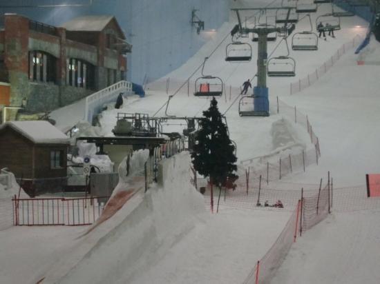 Ski Dubai Resmi