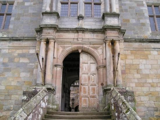 Alnwick, UK: Chillingham Castle