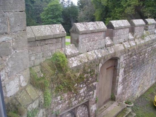 Alnwick, UK: Haunted Castle I stayed at a few nights