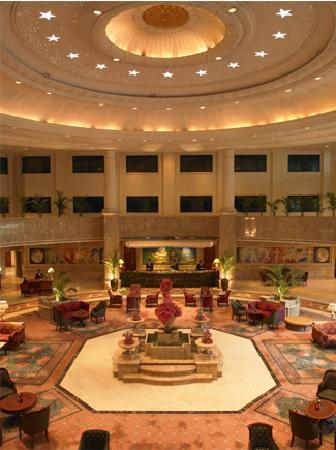 Le Royal Meridien Chennai: inside luxury of the hotel